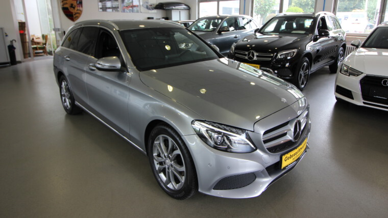 Mercedes-Benz C 220 TCDI, Blue Tec, Sport, Avantgarde, NAVI COMAND Online, Kamera, Distronic Plus, EURO 6, SIDE Assist,LANE Assist, 7G-tronic,