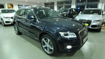 Audi Q5 3.0 TDI quattro, S-Line, el.Panorama, Kamera, AHK-2500 Kg, Teillleder S-Line el.Sitze, Lane Assist, Side Assist, Atention ASSIST,Keyless Access,  20″ Alufelgen, Standheizung, EURO6